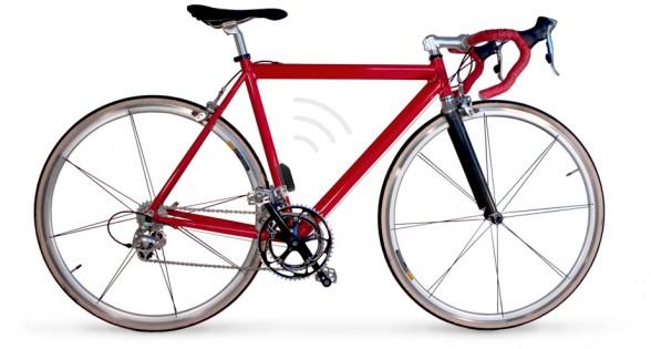 Bike Spike GPS Monitoring System Bike