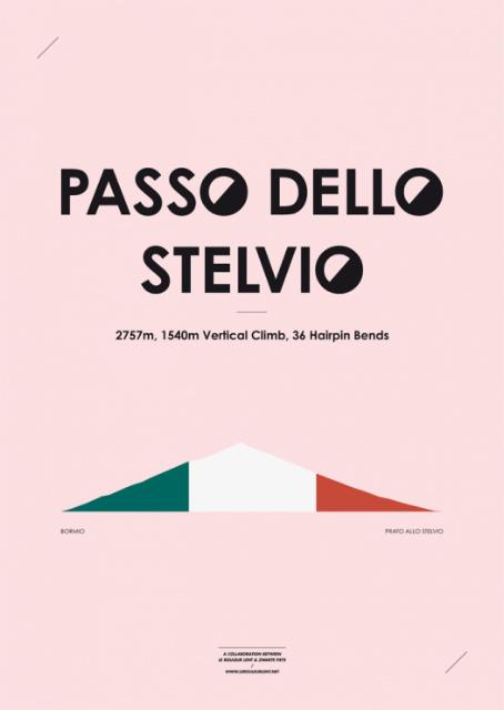 Stelvio-Rouleur-Lent-Poster