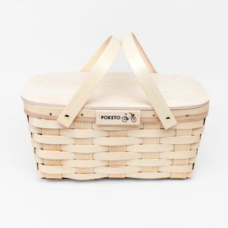 Poketo Picnic Basket