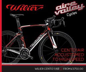 Aire valley Cycles Wilier Cento1Air