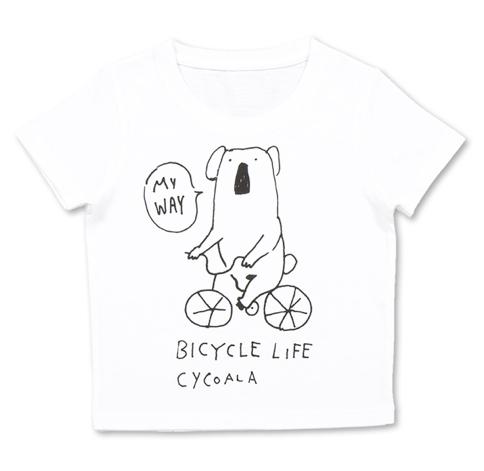 Cycoala Kids T-Shirt Front