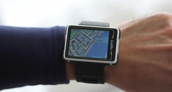 Leikr GPS Sportswatch