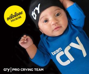 Vélolove Team Cry Baby Grow Kit