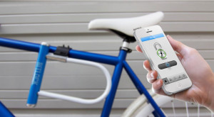 Bitlock Smartphone operated bikelock